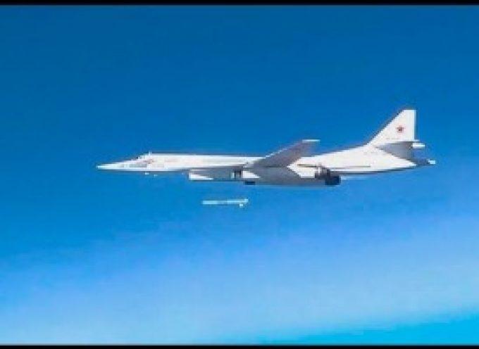 La Russia aumenta notevolmente le sue operazioni anti-Daesh