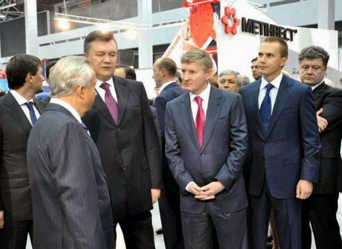 Ucraina: Oligarchi di nuovo pronti a disputarsi il Paese
