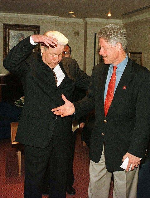 Boris ed il suo amico Bill. Ancora.
