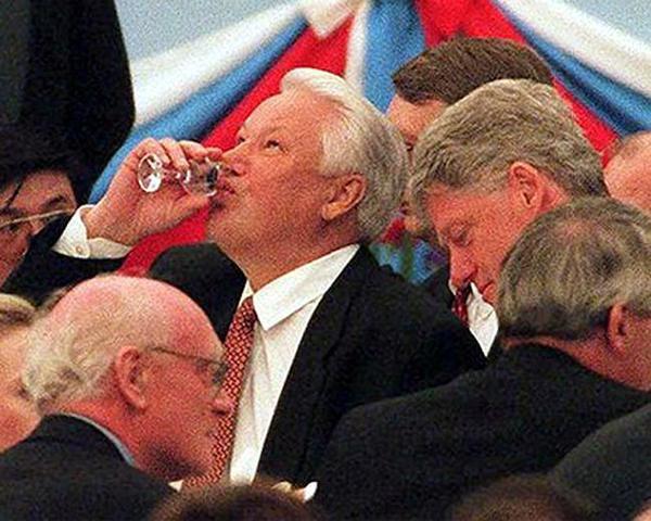 Boris ed il suo amico Bill.