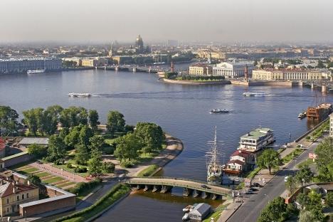San Pietroburgo si merita il proprio marchio indipendente. Fonte: Alexander Petrosyan