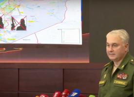 Situazione in Siria – Media briefing del 19/11/2015