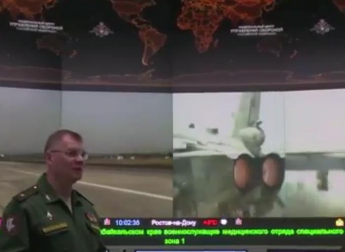 Situazione in Siria – Media briefing del 23/11/2015