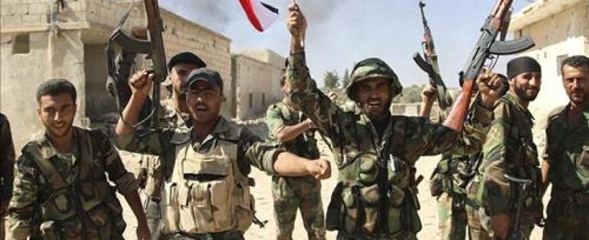 Sesta settimana dell'intervento russo in Siria: un primo importante successo  per le forze armate siriane