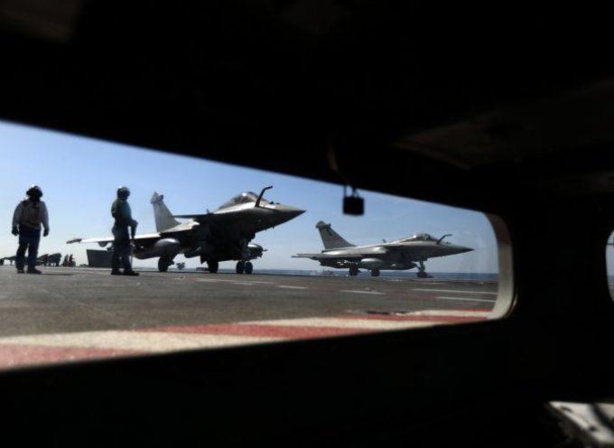 Siria – Le Operazioni Lealiste e i Bombardamenti francesi