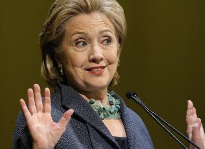Il grido di guerra di Hillary