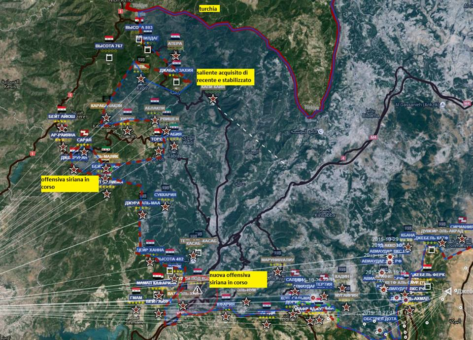 Fronte a Latakia