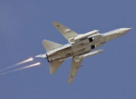 Caccia russo abbattuto: un'azione di guerra della NATO
