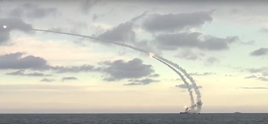 Settimana N° 7 dell'intervento russo in Siria: un drammatico aumento di intensità