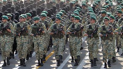 Guardie della Rivoluzione Islamica- Iran