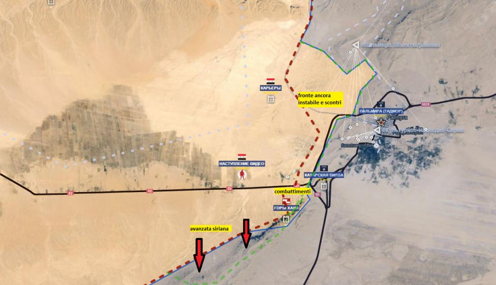Fronte di Tadmur-Palmyra