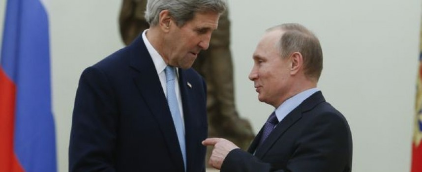Undicesima settimana dell'intervento russo in Siria: un passo indietro dall'abisso?