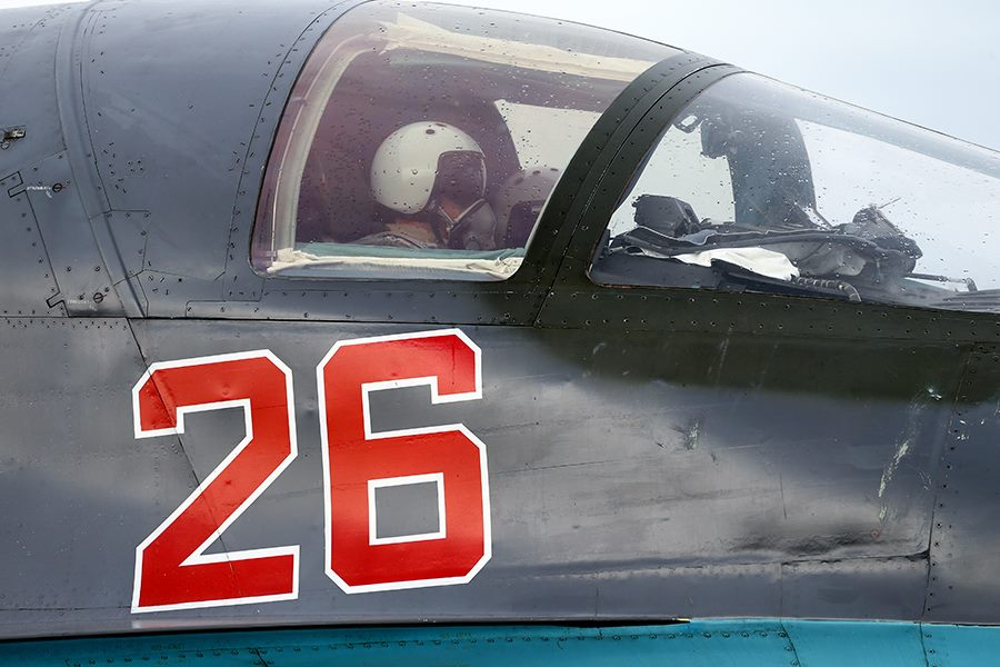 Su-34-aircrew