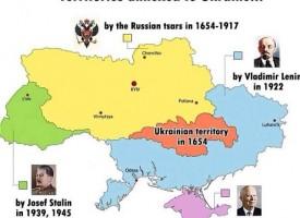 Ucraina: il Paese in guerra con la propria Storia