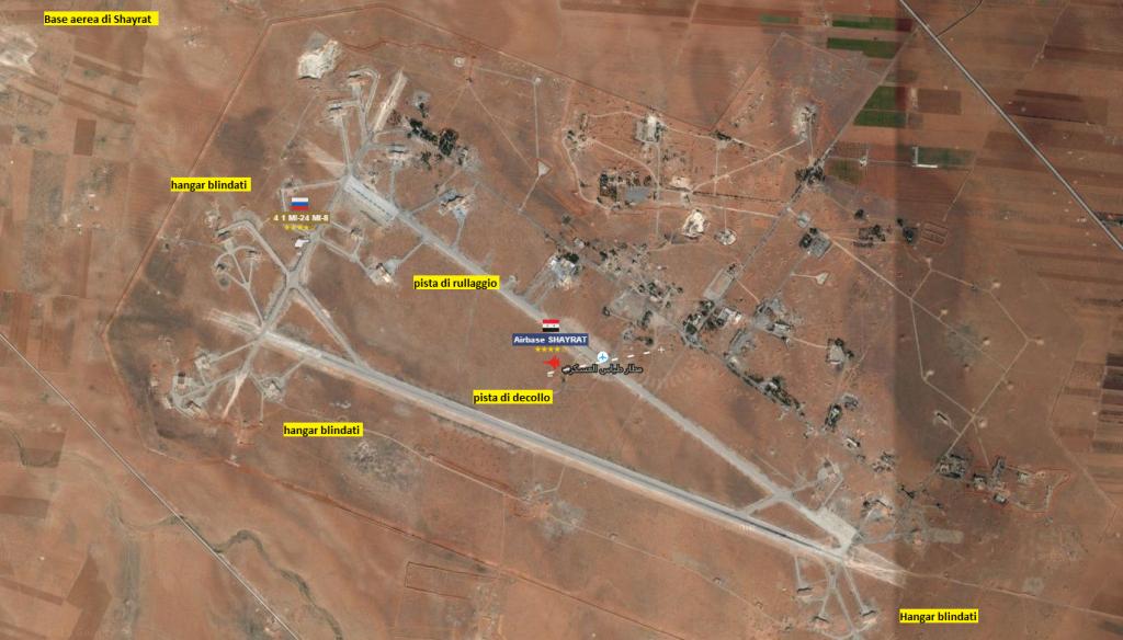 Base aerea di Shayrat