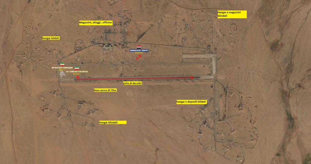 Base aerea di Tifur