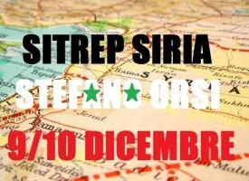 Situazione militare in Siria al 9-10 Dicembre 2015