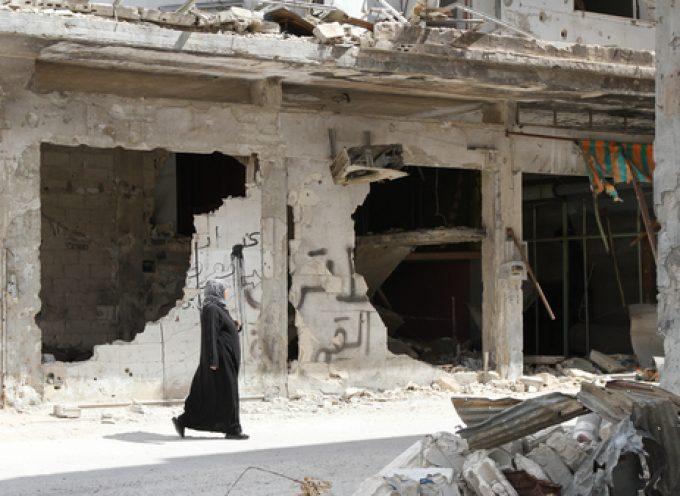 La Siria manda in pezzi i sogni del Pentagono