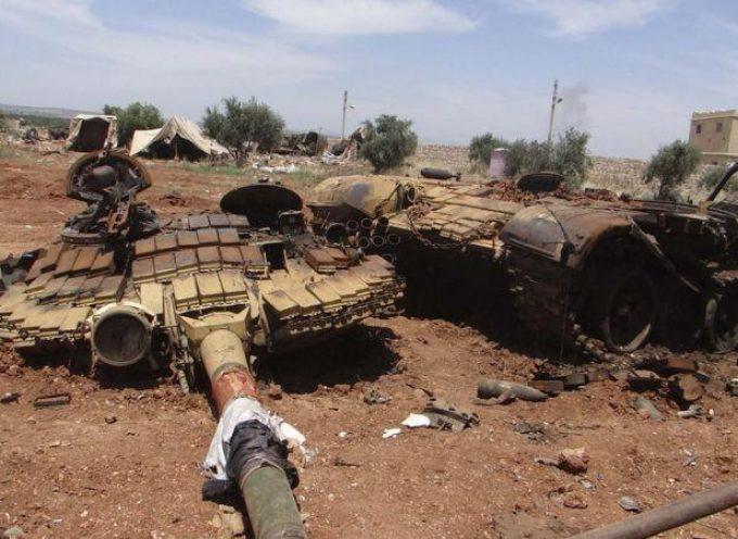 La guerra strisciante dell'America in Siria