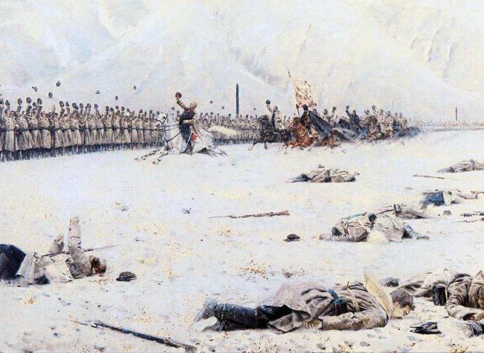 Guerre Russo-Turche – 8 a 3 a favore di Mosca