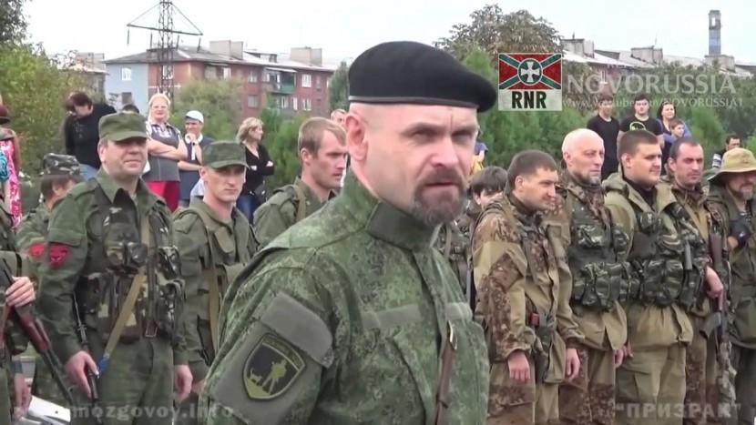 Il Comandante Mozgovoj, della brigata Prizrak, è stato ucciso il 23 marzo 2015