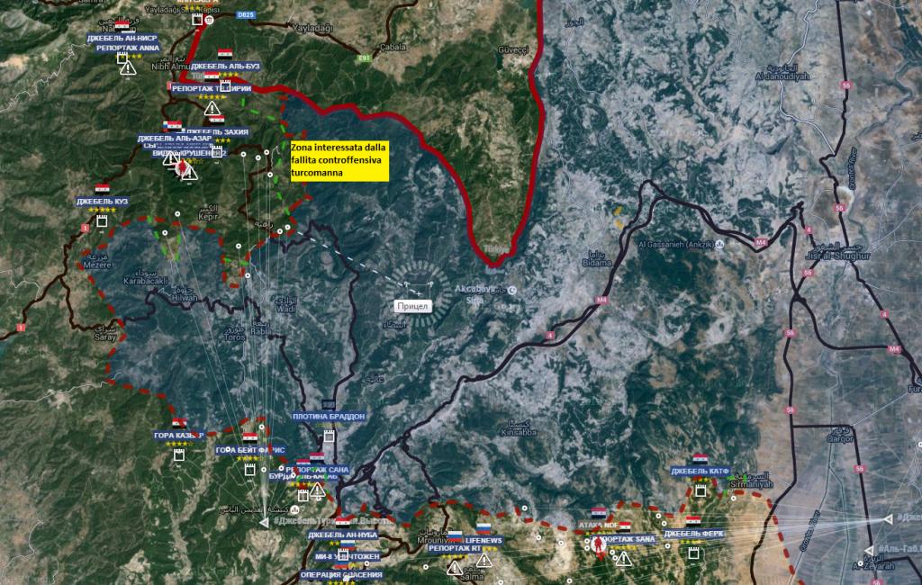 Nord di Latakia