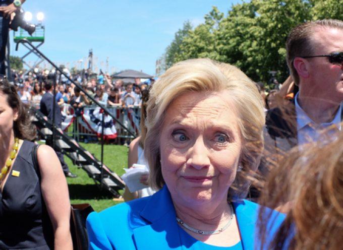Hillary Clinton: Israele prima di tutto
