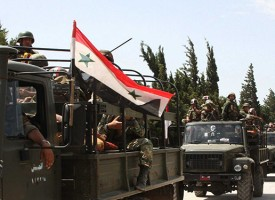 L'esercito siriano non sta attaccando Aleppo, la sta difendendo