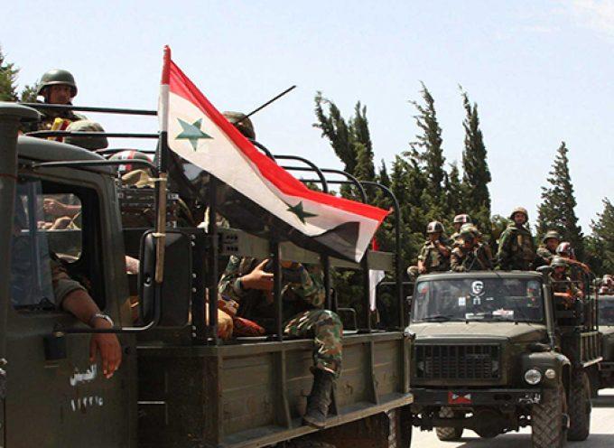 La pace in Siria verrà decisa sul campo di battaglia, non a Vienna