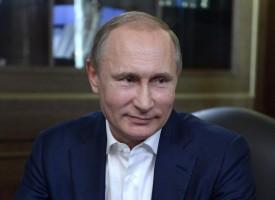 Il giornale tedesco Bild intervista Vladimir Putin
