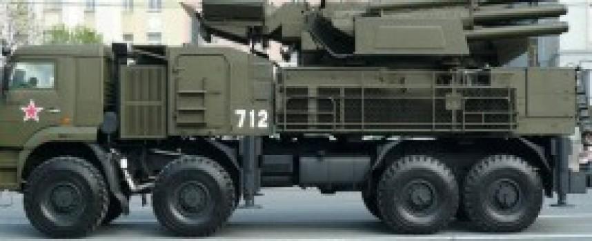Aggiornamento tecnico: la Russia dispiega in Siria il più avanzato sistema di difesa aerea del pianeta
