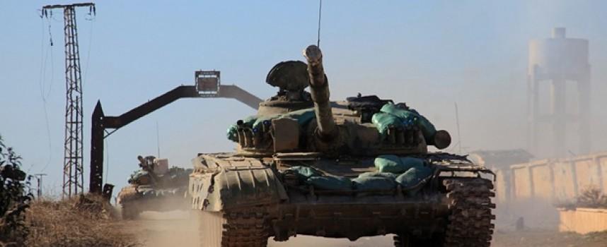 """La """"Corsa verso Raqqa"""" – Come la Siria intende combatterla"""
