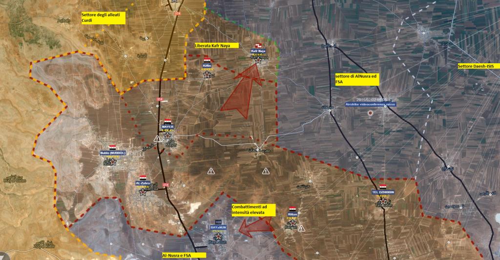 Aleppo 9-2-2016 settore 1