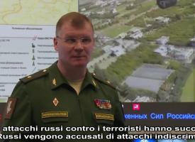Ministero della Difesa Russo – Media briefing 11 febbraio 2016
