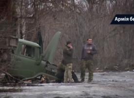 Esercito ucraino – Alcoolismo e abbandono