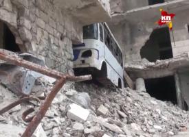 I cittadini di Aleppo: Non abbiamo bisogno della Turchia