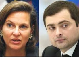 Incontro Nuland-Surkov: gli USA Provano a Riscrivere Minsk II; la Russia Dice di No
