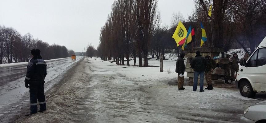Sul Blocco dei Camion russi in Ucraina