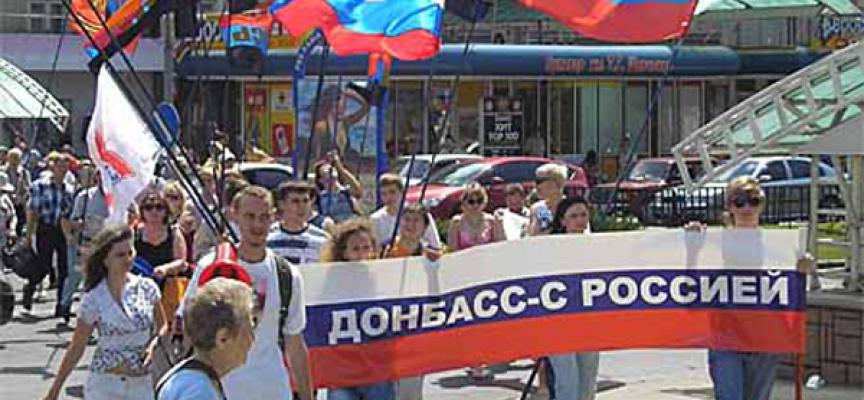 Il Donbass va verso la Russia. Le Repubbliche sono una Tappa nel Cammino verso Casa