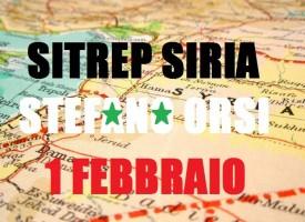 Situazione Militare in Siria al 2-2016