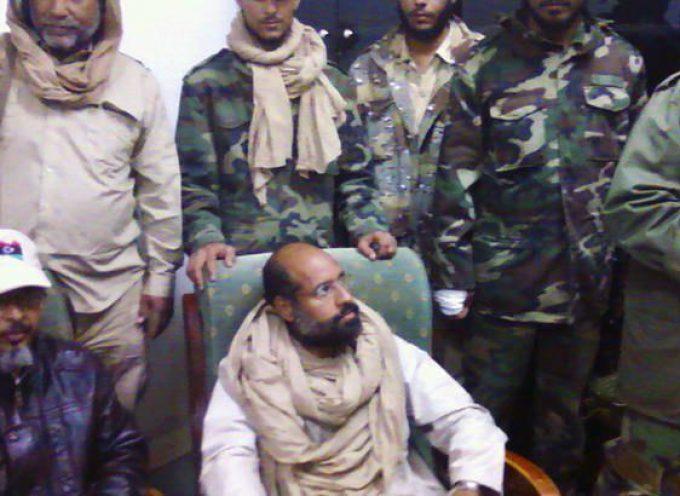 Libia. Dopo la condanna a morte di Saif al Islam Gheddafi, viene inventato un governo virtuale, in un paese distrutto e devastato