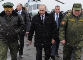 Il gioco d'azzardo di Putin ad Aleppo comincia a dare i suoi frutti