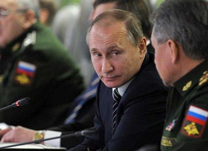 Gli obbiettivi militari della Russia sono stati raggiunti, Putin passa alla diplomazia