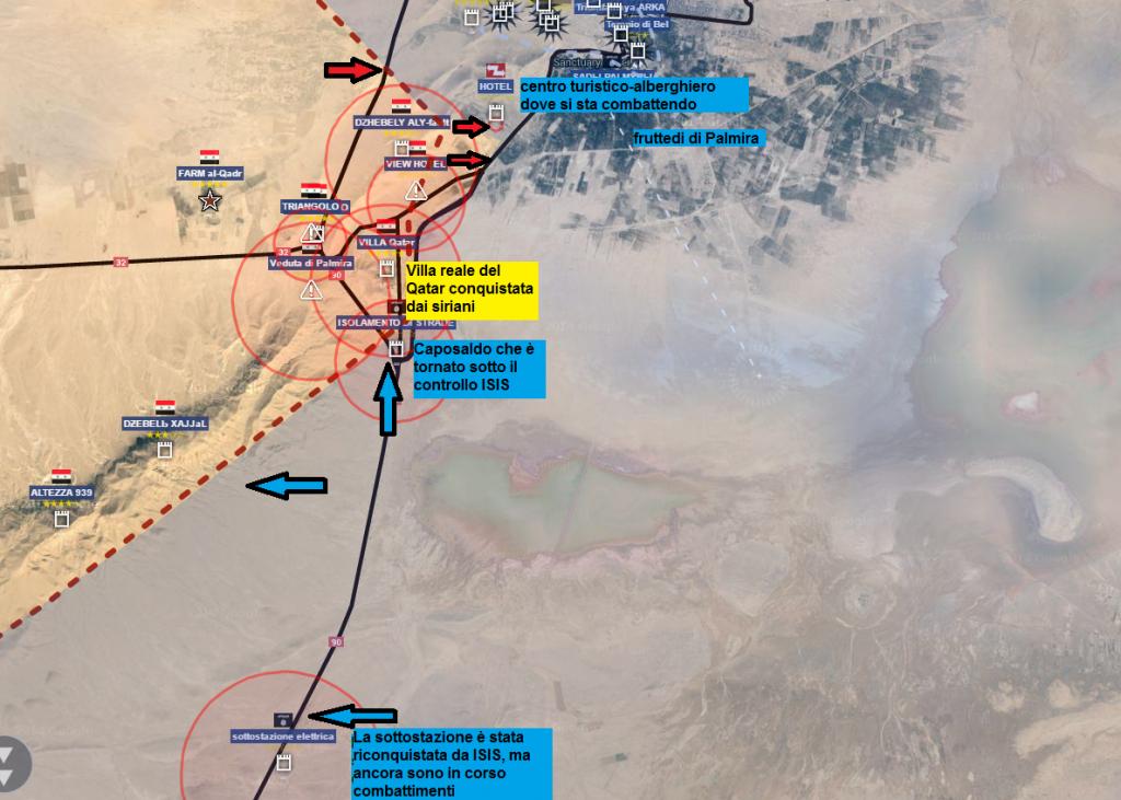Palmira fronte sud 23-marzo-2016