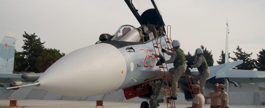 L'aviazione russa impartisce in Siria una dura lezione alla sua controparte americana