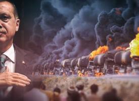 Erdogan, Genocidio, e ISIS – Il destino del Sultano è segnato