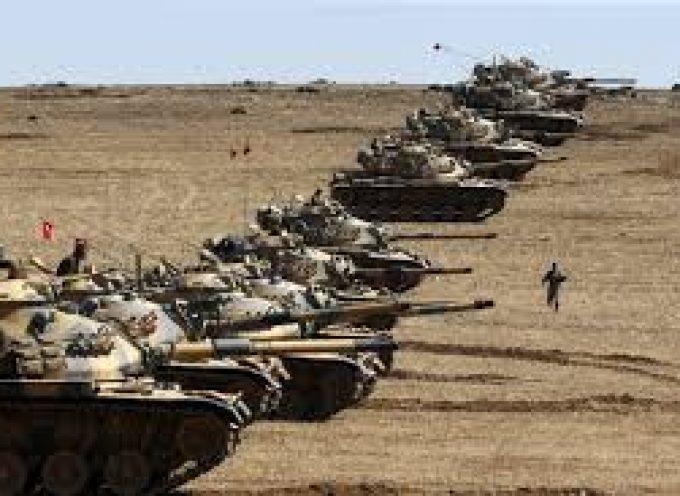 Siria: inizia l'ultimo atto