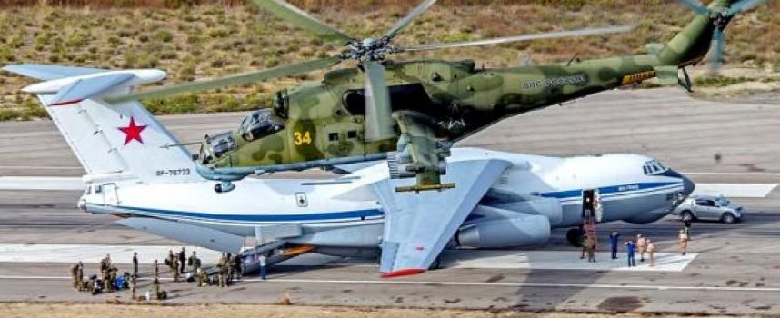 La geopolitica del ritiro russo dalla Siria