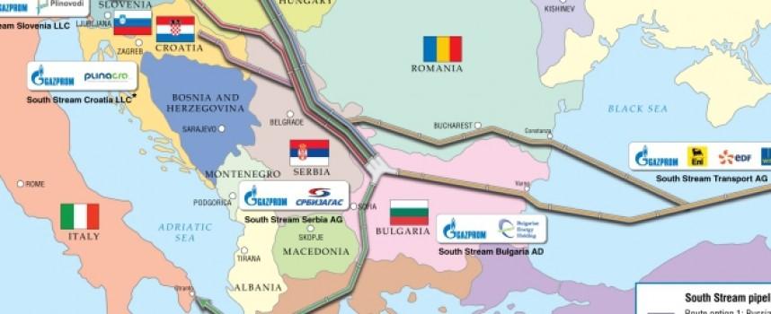Autostrade del Gas. L'UE contro la Russia danneggia l'Italia