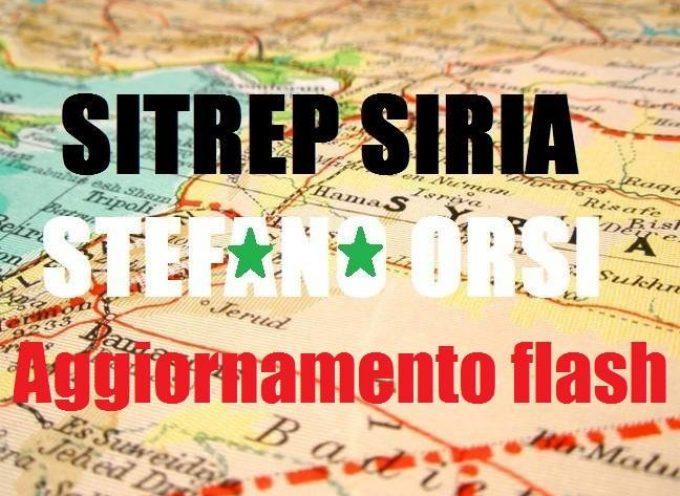 Situazione operativa sul fronte di Aleppo – Aggiornamento flash del 14 Aprile 2016